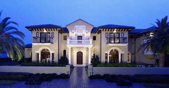 Private Residence Elevation
