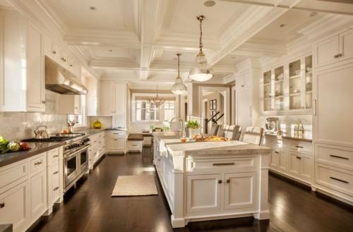 Private Residence Kitchen