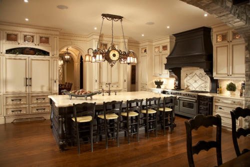 Private Residence Kitchen II